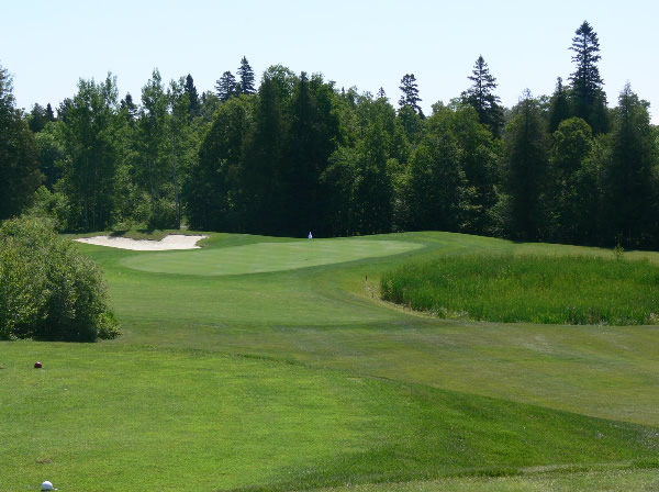 Superior National Renovation 8 hole par 3