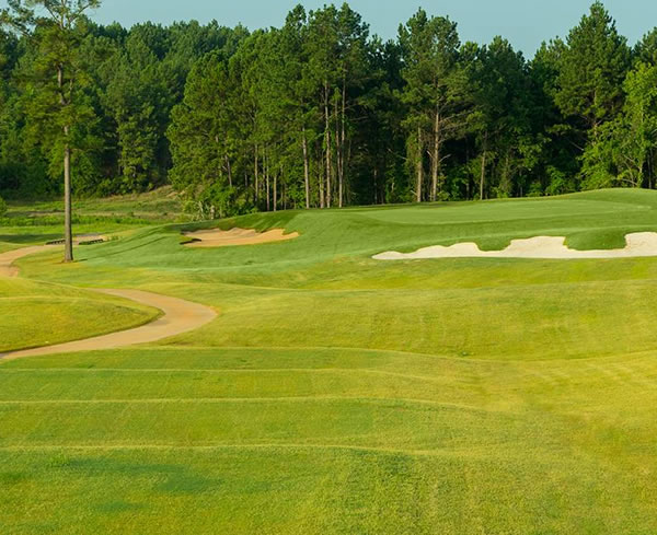 East Texas Golf as it was meant to be