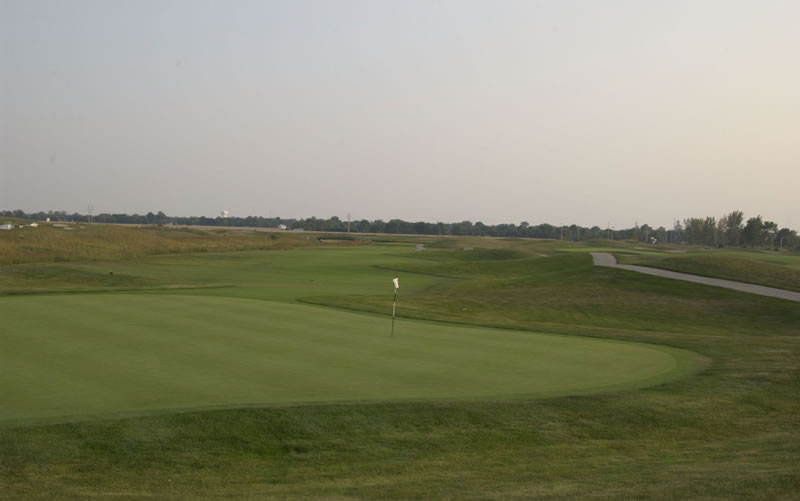 Iron Horse Golf Course Renovation