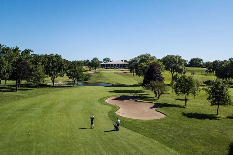 The Grand Reopening of Tuckaway Country Club